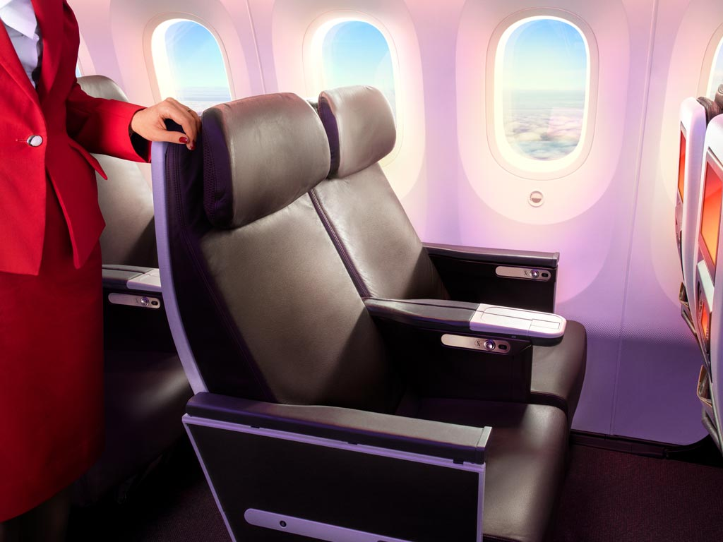 Virgin Atlantic Premium Cabins And Seats | Virgin Atlantic